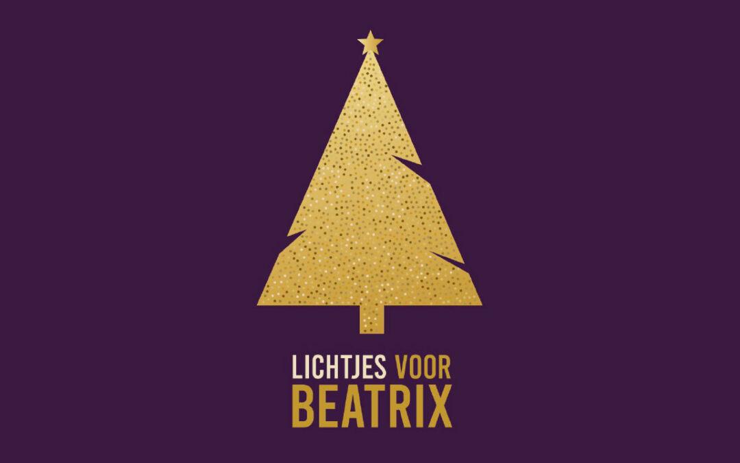 Lichtjes voor Beatrix
